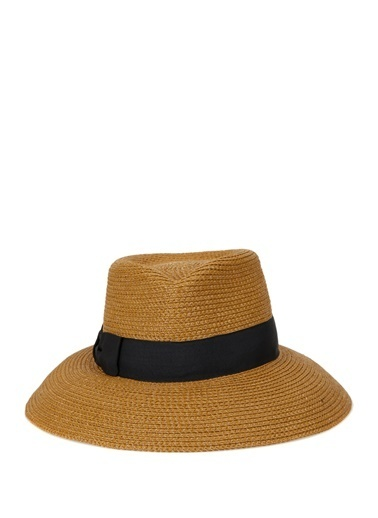 Eric Javits Eric Javits   Kemer Detaylı Kadın Şapka 101635850 Siyah